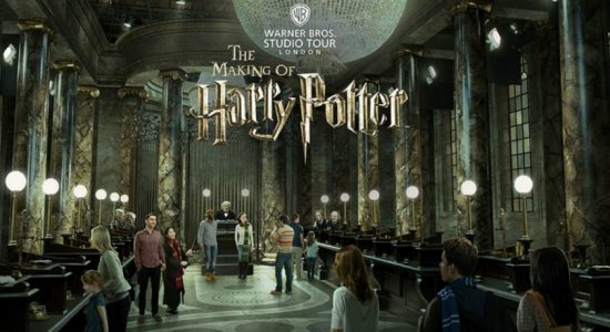 London Harry Potter studio tour expands with Gringotts Bank
