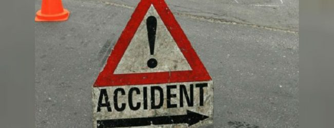 Motorcyclist dies in accident
