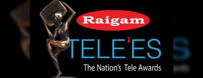 Six awards for News 1st and Sirasa TV at Raigam Tele'es