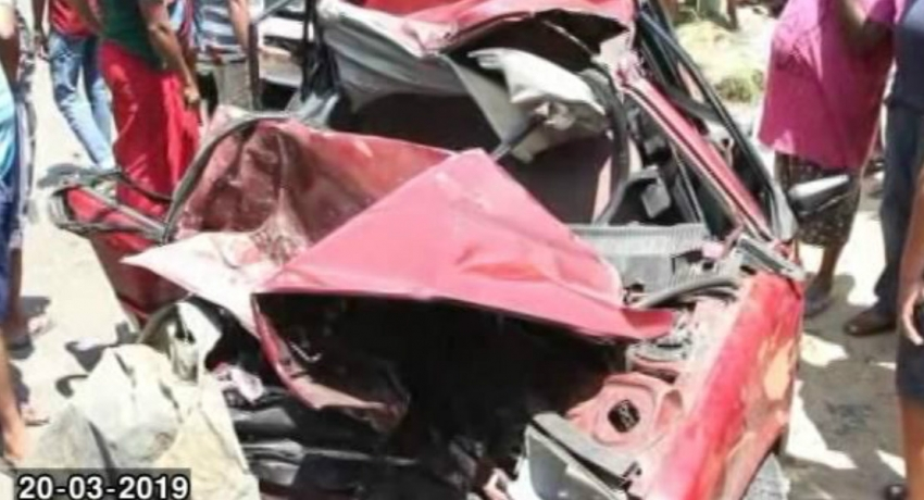 Two dead in an accident in Kegalle - Sri Lanka Latest News