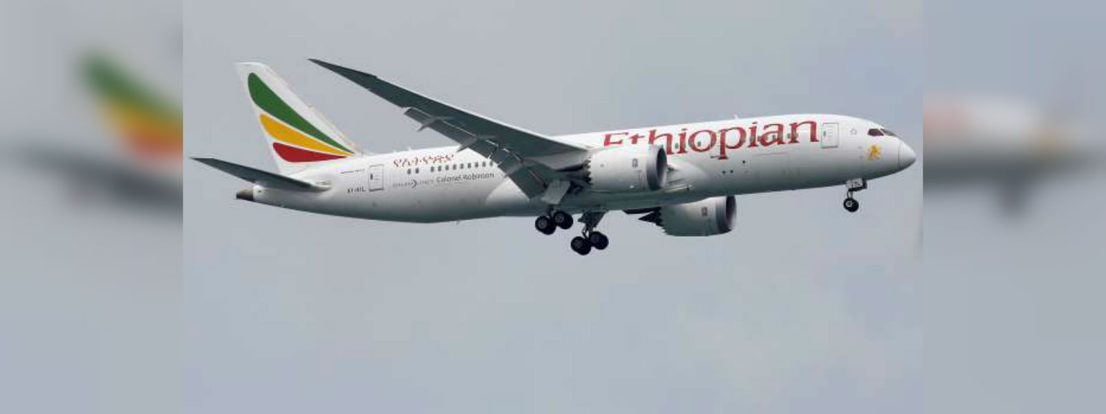Ethiopian Airlines flight crashes killing 157