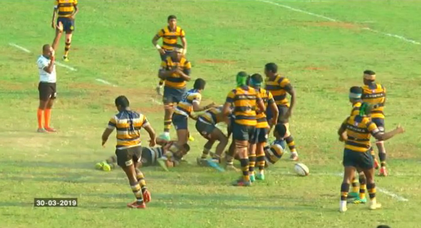 School Rugby upsets: St Peters beat Royal; Joes overcome Isipathana and Thomians loose to Wesley