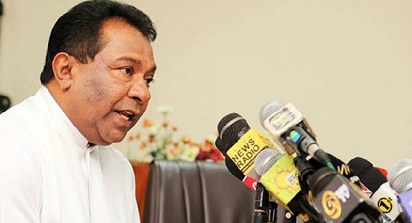 SLFP hopes to cast vote against budget – S.B. Dissanayake