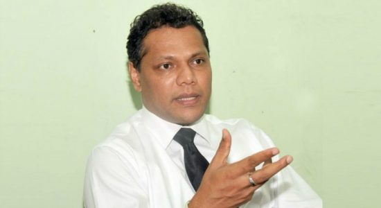 """There is an internal conflict in the UNP"" – MP Dayasiri Jayasekara"
