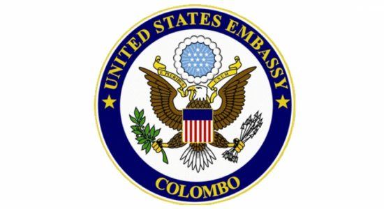 Weerawansa shows MCC letter with Temple Trees address; US Embassy denies that there is a MCC office in Sri Lanka