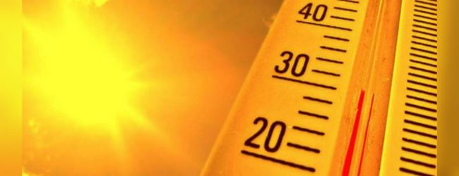 321,000 people affected due to prevailing heat