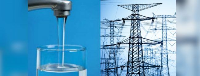 Water and power cuts longer than announced