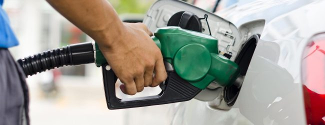 NO fuel price increase