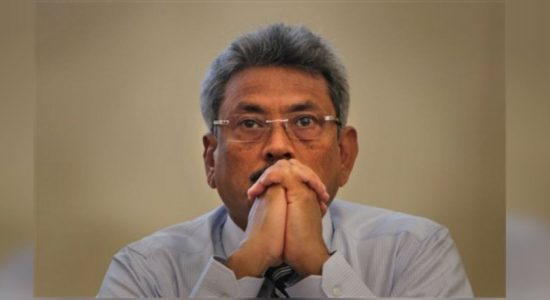 Gota returns: Awaits decision on US citizenship