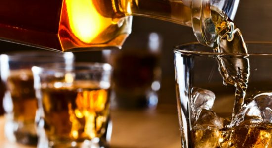 110 people nabbed in raids targeting illegal liquor