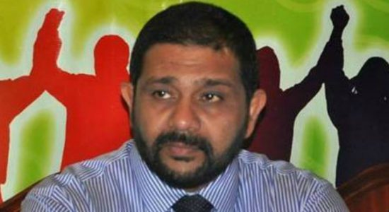Salley awaits recommendations of Public Service Commission on Colombo Municipal Commissioner