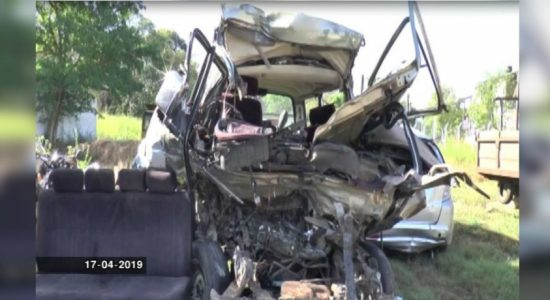 Mahiyangana accident: Final rites of the 10 today