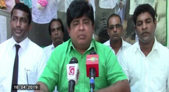 Sajith is accepted by the entire nation – Vijith Priyantha