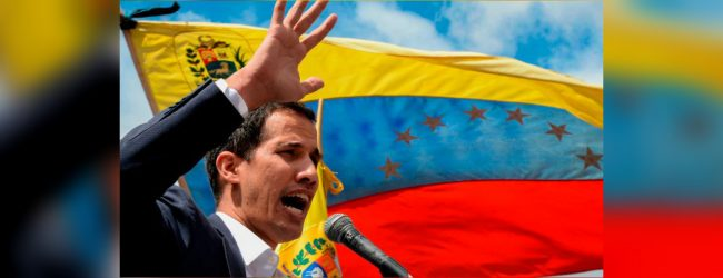 Venezuela's Guaido rallies citizens for massive May Day march against Maduro