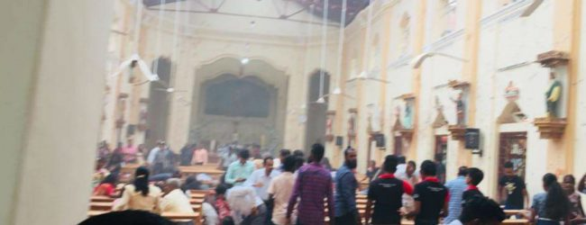 Explosions in Sri Lanka: 10 things you need to know