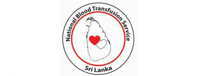 Enough blood available at blood bank : Health Minister