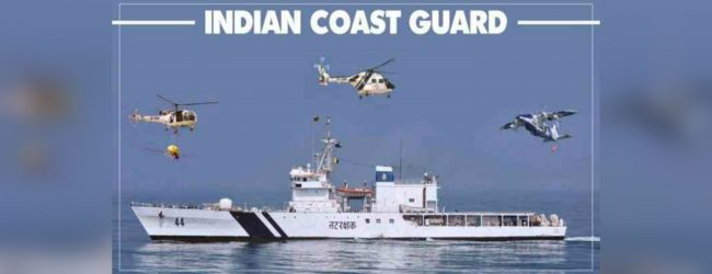 Indian Coast Guards on alert to prevent Easter bombers entering India