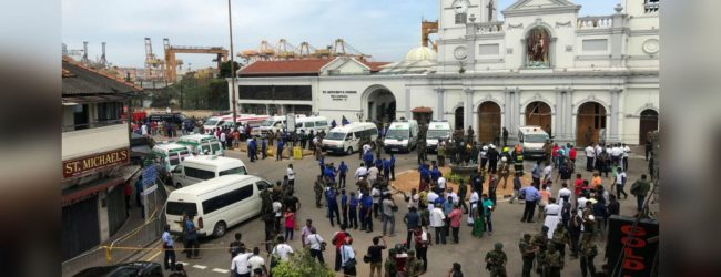 China warns citizens against travelling to Sri Lanka