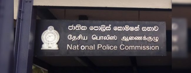 Transfer of 12 senior police officers made today cancelled -NPC