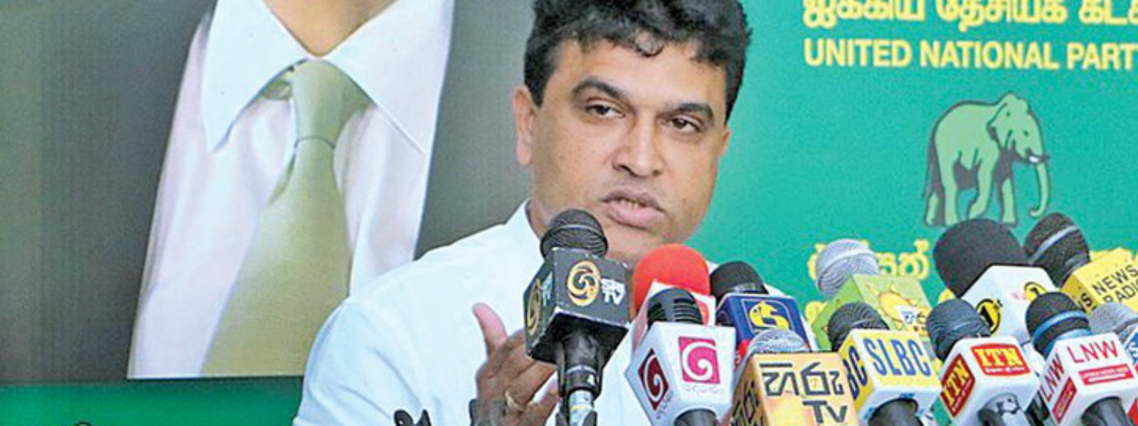 A new cabinet with new faces to start clean-Nalin Bandara