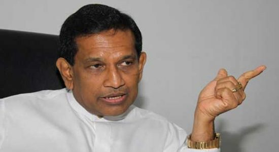 """Gota supported organizations such as NTJ"" – Rajitha Senaratne"